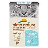 Almo nature tradition - Comida húmeda para Gatos Adultos almo Nature Urinary Support Pollo 70 gr