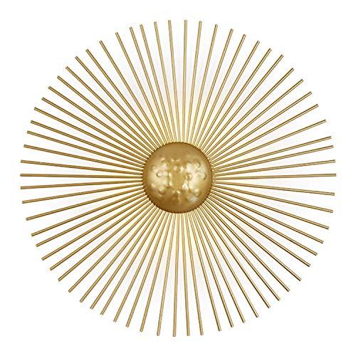 FWQAZ Lámpara de Pared Moderna Lámpara de Pared LED Moderna Lámpara de Pared de Fondo Simple Lámpara de mesilla Iluminación Decorativa, 40 cm