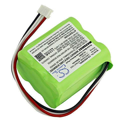 GAXI Battery for KORG PA3X, PA3X 61, PA3X 76 Replacement for P/N HHR210AAB, KITBAT1002