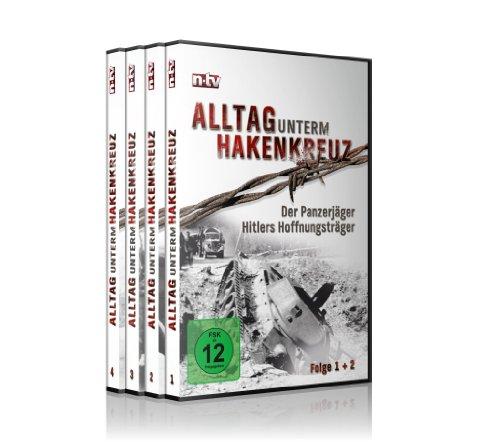 Teile 1-4 (4 DVDs)