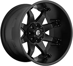Fuel Octane Black Wheel (20x12