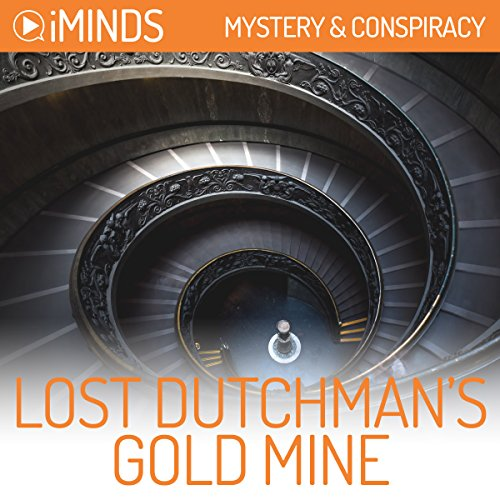 Lost Dutchman's Gold Mine audiobook cover art