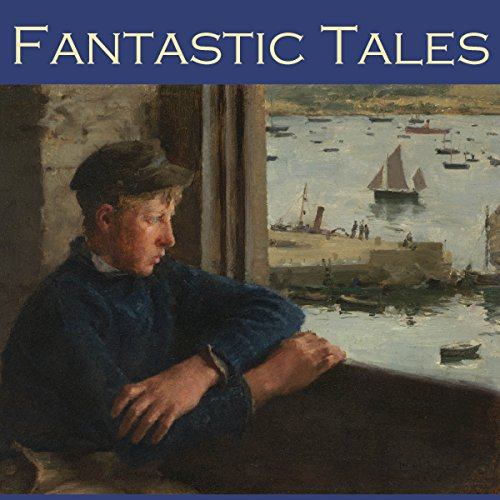 Fantastic Tales audiobook cover art