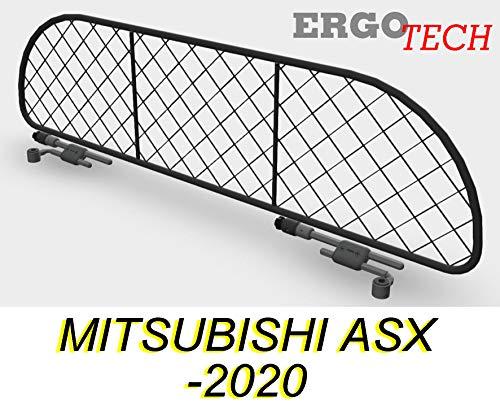 ERGOTECH Trennnetz Trenngitter Hundenetz Hundegitter für Mitsubishi ASX