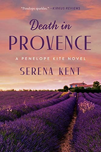 Death in Provence A Penelope Kite Novel product image