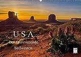 USA Der faszinierende Südwesten (Wandkalender 2020 DIN A2 quer): Natur und Städte, die Highlights des Südwestens der USA (Monatskalender, 14 Seiten ) (CALVENDO Natur) - Karl Genser