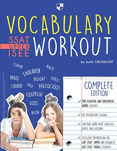 Vocabulary Workout for the SSAT/ISEE: Complete Edition