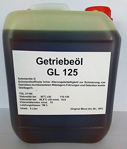 Getriebeöl GL 125 Kanister 5 Liter