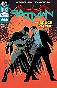 Batman (2016-) 52話 表紙画像
