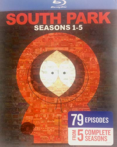 South Park: Seasons 1 - 5 Collector's...
