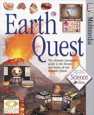 Eyewitness Virtual Reality CD-ROM: Earth Quest (mac/win)