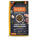 Instinct Raw Boost Grain Free Recipe with Real Chicken Natural Dry Cat Food by Nature's Variety, 10 lb. Bag