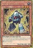 Yu-Gi-Oh! - Junk Changer (PGL3-EN002) - Premium Gold: Infinite Gold - 1st Edition - Gold Secret Rare