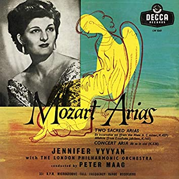 Mozart: German Dances; Opera and Concert Arias (The Peter Maag Edition - Volume 8)