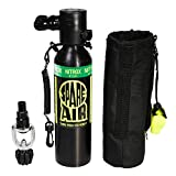 Spare Air Mini Scuba Tank - 6.0 cu ft Nitrox Oxygen Dive Cylinder -...