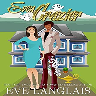 Even Crazier      Crazy Ella in Love, Book 2              Written by:                                                                                                                                 Eve Langlais                               Narrated by:                                                                                                                                 Alexandre Steele                      Length: 5 hrs and 17 mins     Not rated yet     Overall 0.0
