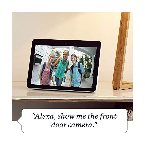 Echo Show (2nd Gen) – Stay in touch with the help of Alexa – Black 5