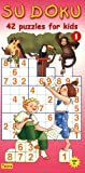 Sudoku 1: 42 Puzzles for Kids