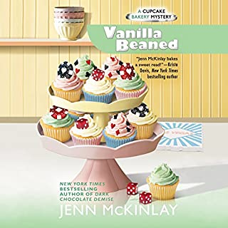 Vanilla Beaned                   By:                                                                                                                                 Jenn McKinlay                               Narrated by:                                                                                                                                 Susan Boyce                      Length: 7 hrs and 1 min     128 ratings     Overall 4.7