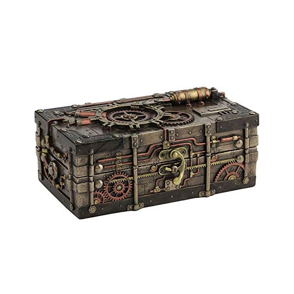 Jewelry Box Steampunk 3