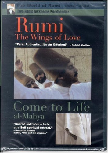 Rumi, the Wings of Love