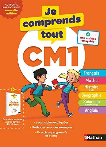 Cahier de cours CM1