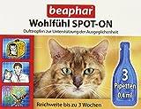 Wohlfühl SPOT-ON für Katzen 3 x 0,4 ml Pipetten