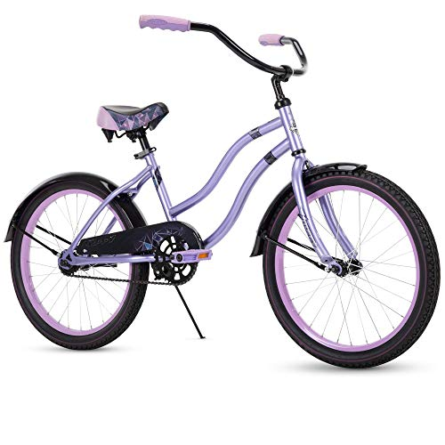 "Fairmont 20 ""Mädchen Cruiser Lavender Quick Connect"