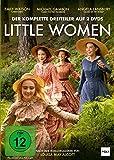 Little Women / Dreiteilige Romanverfilmung des Bestsellers von Louisa May Alcott mit Starbesetzung [2 DVDs]