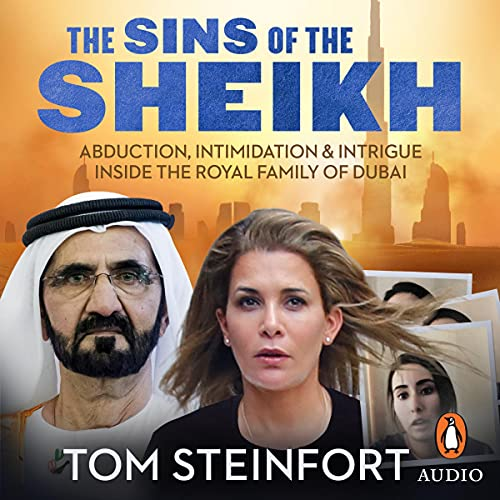 The Sins of the Sheikh cover art