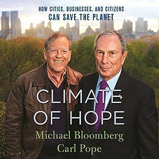 Couverture de Climate of Hope