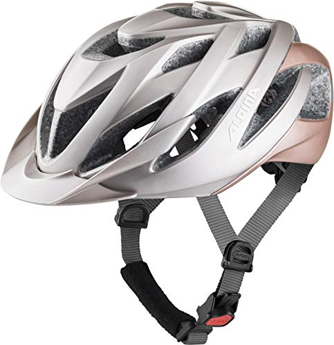 Alpina LAVARDA LE fietshelm, roze, 52-57 cm