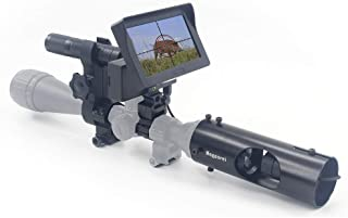 Megaorei 2 Night Vision Scope With Super Anti-shock,Photo and Video Record, HD 720P Hunting Camera Optics Sight Night Visi...
