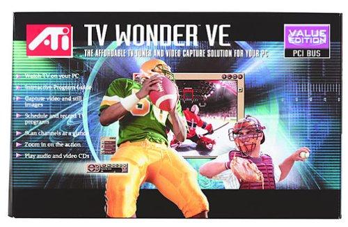 ATI Technologies Inc. 100-703102 TV Wonder VE