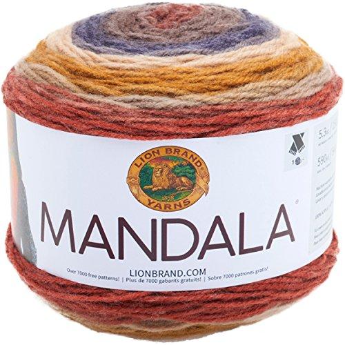 Lion Brand Yarn Hilo Mandala, 525–200