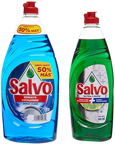 Jabon Ace Liquido Precio marca Salvo
