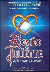 Partition : Romeo et Juliette P/V/G