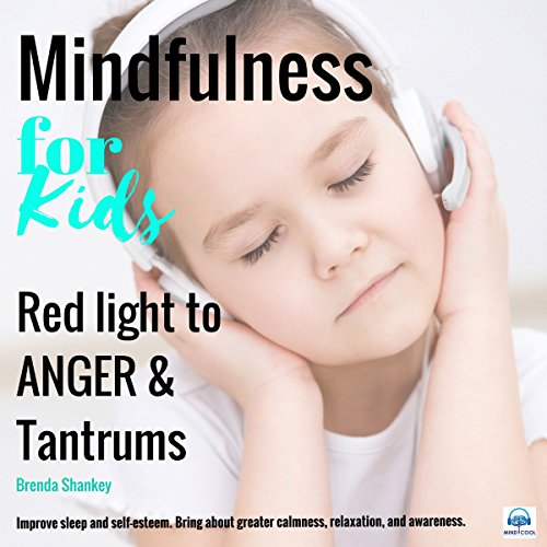 Red Light to Anger and Tantrums audiobook cover art