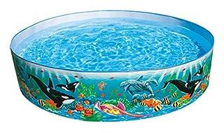 "Intex Round 15"" Deep Color Reef Snapset Pool (B00004YTKT) | Amazon price tracker / tracking, Amazon price history charts, Amazon price watches, Amazon price drop alerts"