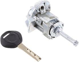 MonkeyJack Front Door Lock Cylinder Set for BMW 325Ci 330Ci 325i 325xi 330i 330xi 2001-2006