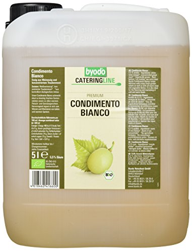 Byodo Condimento Bianco, 1er Pack (1 x 5 l) - Bio