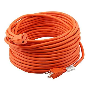 Epicord 16/3 Outdoor Extension Cord 3 Conductor Heavy Duty for Indoor and Outdoor (50 Feet)