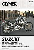 Suzuki Vs700-800 Intruder/Bouleva: M481-6 (Clymer Manuals: Motorcycle Repair)