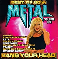 Vol. 1-Best of 80's Metal