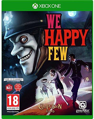 We Happy Few - Xbox One [Importación inglesa]