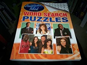 Bendon Publishing Intl American Idol Big Book of Word Search Puzzles