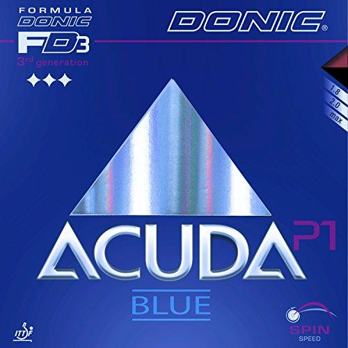 DONIC Tischtennis-Belag Acuda P1 Blue