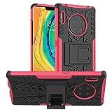 HUAYIJIE MG Coque pour Huawei Mate 30 TAS-L09 TAS-L29 Coque Phone Case Cover Etui Housse Case 4