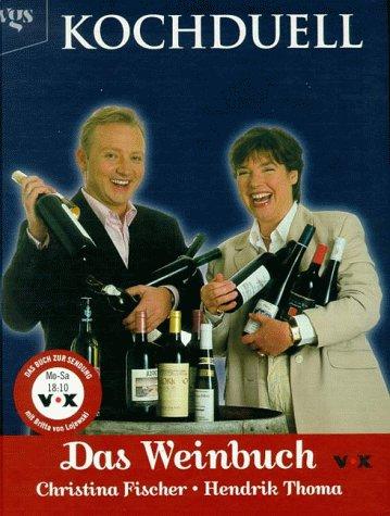 Kochduell, Das Weinbuch