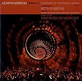 Henryk Górecki - Symphony no. 3 (symphony of sorrowful songs)
